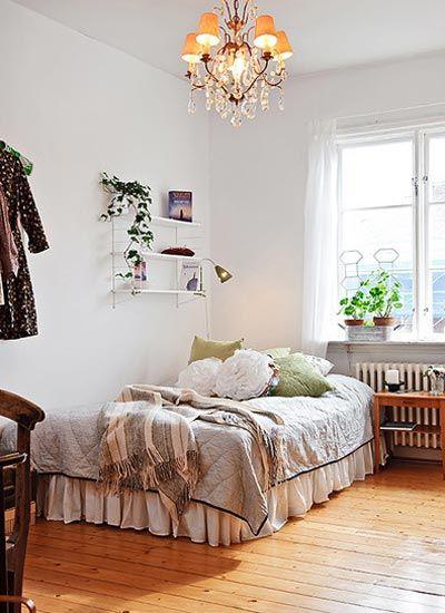 16款北欧风格卧室装修效果图