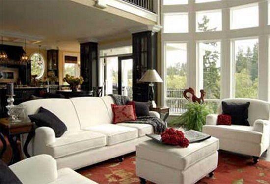 客厅沙发摆放效果图大全 客厅沙发摆放注意事项