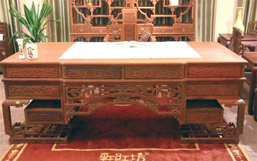 家具的观众奉献一场红木家具的精品视觉盛宴