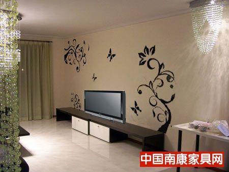 电视背景墙装修效果图(图文)