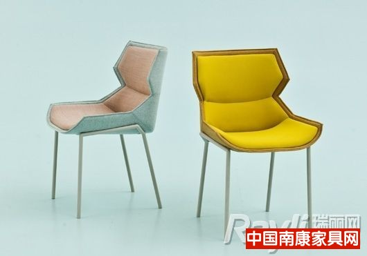 Moroso彩色座椅