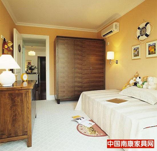 卧室家具摆放风水图