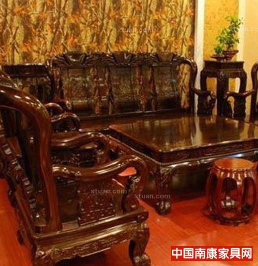 现代红木家具图片