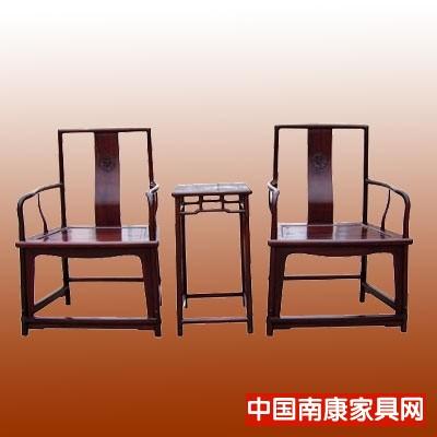 红木家具与窗帘搭配