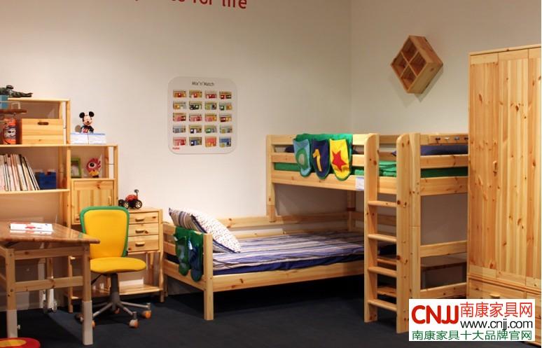 国内儿童家具市场发展现状
