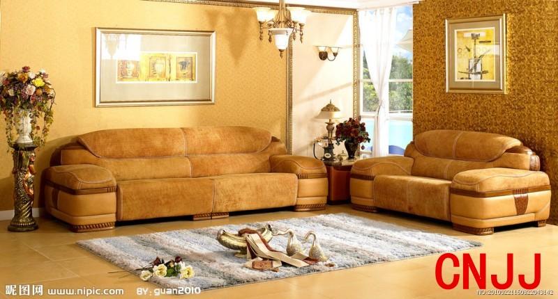 4、清洁剂擦洗   布艺沙发弄脏后要是用清水不能把脏的地方擦洗干净就需要用专用的清洁剂进行擦洗了,最好用海绵配合,海绵的吸水性好,摩擦还能产生静电,非常方便清洗布艺沙发的污迹。不过要注意污迹不同要选用不同的清洁剂进行擦洗,这样有针对性的清洗可以达到事半功倍的效果。   5、专业人员清洗   布艺沙发有大面积的污渍时建议请专业的布艺沙发清洗人员进行清洗比较好,碰上大面积的污迹,不管在水擦洗或者清洁剂等擦洗上我们不是专业人员都不好把控程度,选用最合适的清洁剂与清洁器具,在一定程度上会对布艺沙发造成损坏,