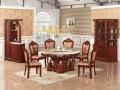 橡木餐桌图片(3) (5)
