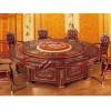 买划算的电动餐桌,首要选择莱福家具公司 龙岩餐厅家具